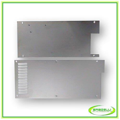 Painel frontal para rack